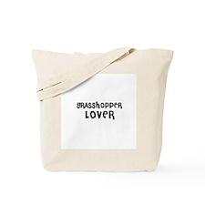 GRASSHOPPER LOVER Tote Bag