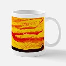 Cute Minnesota painting Mug