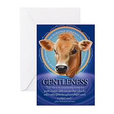 Vegetarian Vegan Greeting Cards (Pk of 10)