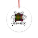 Scottish tartan Ornaments