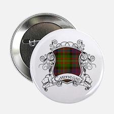 "Carnegie Tartan Shield 2.25"" Button"