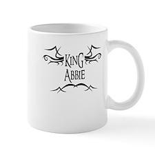 King Abbie Small Small Mug