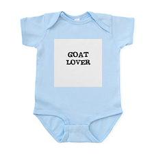 GOAT LOVER Infant Creeper