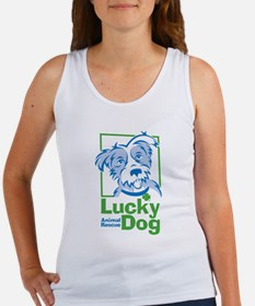 Lucky Dog Women's Tank Top