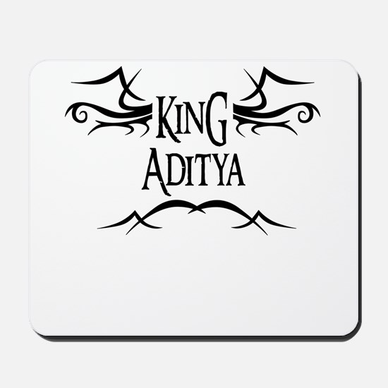 King Aditya Mousepad