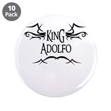 King Adolfo 3.5 Button (10 pack)