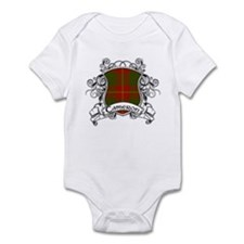 Cameron Tartan Shield Infant Bodysuit