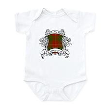 Cameron Tartan Shield Infant Bodysuit