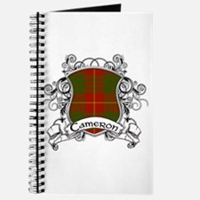 Cameron Tartan Shield Journal