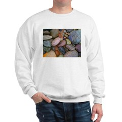 Beach Stones Sweatshirt