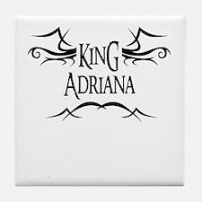 King Adriana Tile Coaster