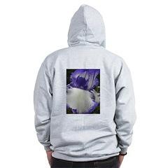 Iris Storm Zip Hoodie