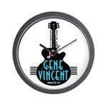 Gene Vincent Inductee Wall Clock