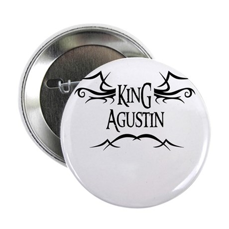 King Agustin 2.25 Button (10 pack)