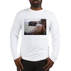 Rain Scape Long Sleeve T-Shirt