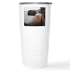 Rain Scape Travel Mug
