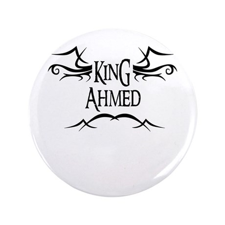 King Ahmed 3.5 Button