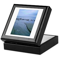 Solitude Beach II Keepsake Box
