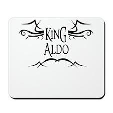 King Aldo Mousepad