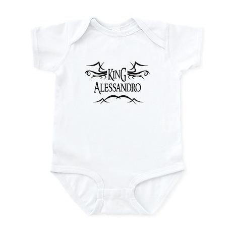 King Alessandro Infant Bodysuit