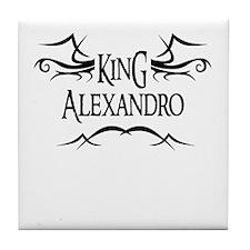 King Alexandro Tile Coaster