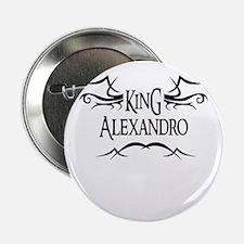 King Alexandro 2.25 Button