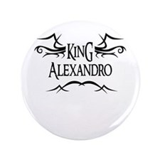 King Alexandro 3.5 Button