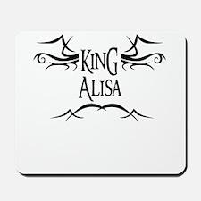 King Alisa Mousepad