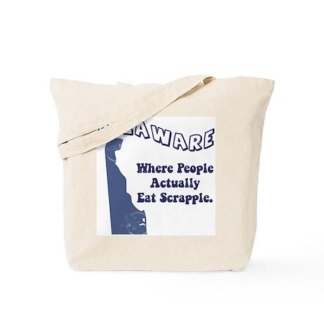 Vintage Delaware Tote Bag