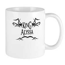 King Alyssa Mug