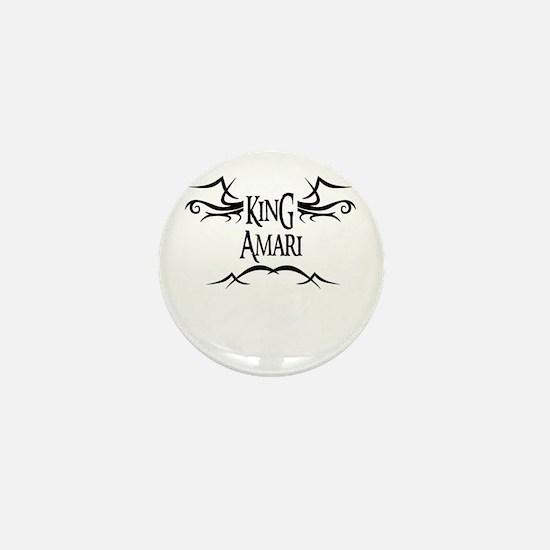 King Amari Mini Button