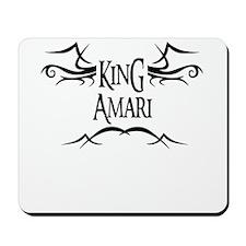 King Amari Mousepad