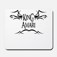 King Amari Mousepad