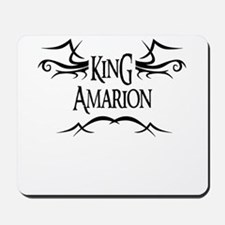 King Amarion Mousepad