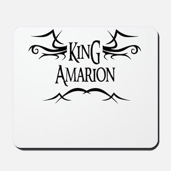 King Amarion Mousepad