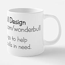 wonderbull_brad2back.png 20 oz Ceramic Mega Mug