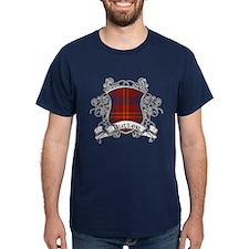 Butler Tartan Shield T-Shirt