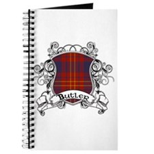 Butler Tartan Shield Journal