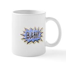 BAM! Distressed look Emeril Mug