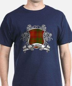 Burns Tartan Shield T-Shirt
