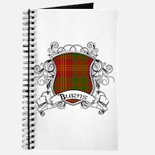 Burns Tartan Shield Journal