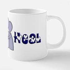 Logo Banner with LARGE Symb 20 oz Ceramic Mega Mug
