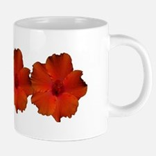 HibiscusOrange_MUG.png 20 oz Ceramic Mega Mug