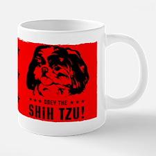Funny Shit zu 20 oz Ceramic Mega Mug