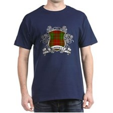 Burnett Tartan Shield T-Shirt