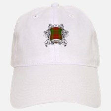 Burnett Tartan Shield Baseball Baseball Cap