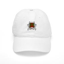 Burnett Tartan Shield Baseball Cap
