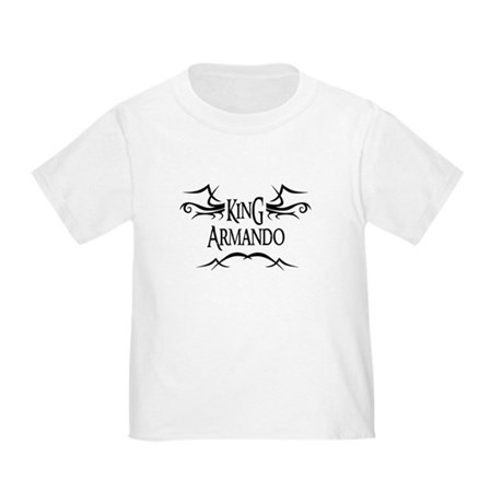 King Armando Toddler T-Shirt