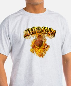 Light up the Court T-Shirt