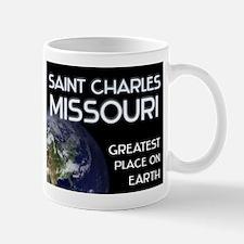saint charles missouri - greatest place on earth M